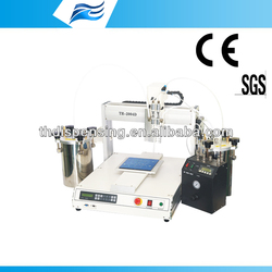 TH-2004D-2004AB2 component mixing glue machine, 2 component mixing glue mc