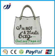 Europe standard promotional nepal cotton bags
