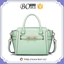 patent the newest leather handbag