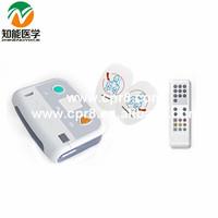 AED Defibrillator simulaton/ trainer, defibrillator manufacturers XFT-120C