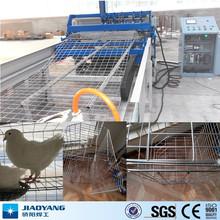 (rabbit,chicken,poult,bird )animal cages mesh welded machine with galvanized wire