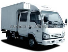 Light China Truck 600P with Double Cab