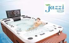 JAZZI home cinema swim spa /outdoor spa 339F with TV