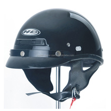High quality black dirt bike safety helmet