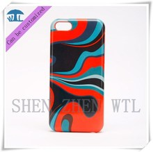 2015 camouflage color stitch phone case cover for Iphone 5c