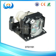 Replacement lamp DT01191 for Hitachi CP-X2521 projector lamp