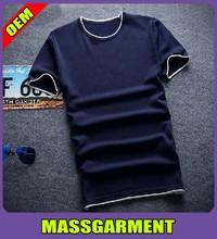 Cheap high quality men's t shirt,Wholesale custom fashion blank t shirt