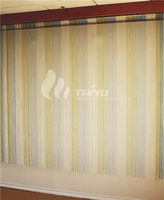 New model home textile string curtain design for salon