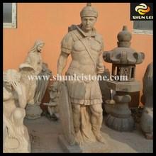 roman soldier statue