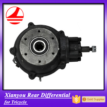 China factory produce tricycle parts chain drive differential