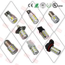 High quality 12V 24V led car lamp t10 w5w t20 1156 h4 h7 h8 h11 hb3 hb4 car led lamp to 6000LM super white