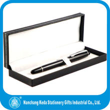 2014 Wholesale high quality classical metal business promotional gel pen set