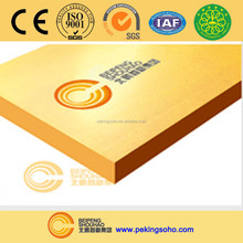 High R-value High Density Extruded Polystyrene (XPS) Insulation Board with SS/Flat Top Edge