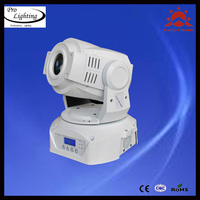 factory supply led moving head beam 60w spot light Lumen/spot lighting for nightclub party bar etc