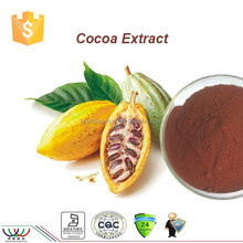 100% natural black cocoa powder / cocoa powder with 10% Theobromine test by HPLC