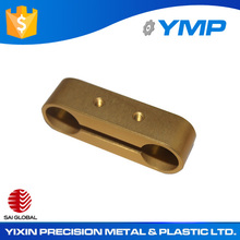 Quality custom made yellow anodizing aluminum part by China manufacturer