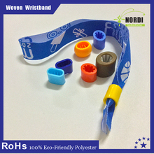 promotional product corporate gift plastic lock wristband