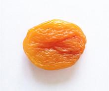 Secos frutos secos de albaricoque sin azúcar