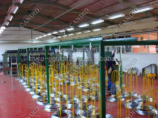 Heavy Type Hexagonal Wire Netting Machine4