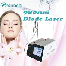 30W 980nm láser de diodo de láser de eliminación de venas de araña