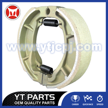 Chinese QJ125 Motorcycle Brake Shoe With Good Quality