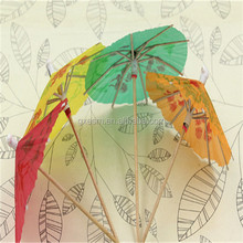 Most popular party cocktail umbrella decoration pick