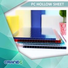 Polycarboante solar panel plastic sheet