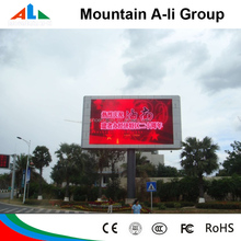Outdoor P6 Led Sign Display Board Video