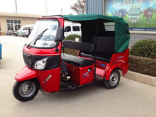 3 wheeler for 9 passenger with 200cc engine