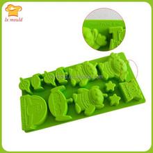Animal multi shapes chocolate silicone molds