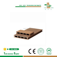 wpc balcony flooring wood plastic