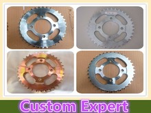 Custom Made 45# Steel Motorcycle Chain Sprocket