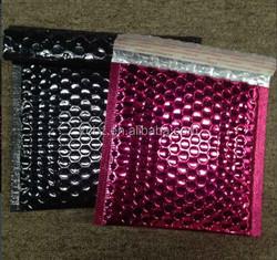 Glamour Metallic Bubble Mailers bag