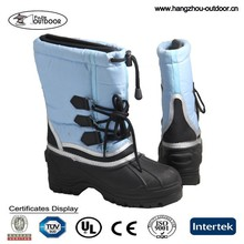 Kids Waterproof Boots Covers For Snow, Comfortable Winter Style Boots, Insulated Snow Boots For Children