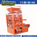 supervisión de calidad estrictos y el control de salida de alta la tierra manual de la máquina del bloque