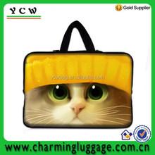Cat 17.5 laptop bag carrying case neoprene sleeve