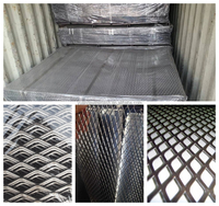 ungalvanized expanded metal wire mesh