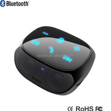 mini NFC Bluetooth Speaker Portable with Touch Screen BS-207