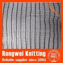 apple tree anti hail net /durable protective safty net/woven fabric scaffolding netting