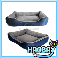 Beautiful fabric professional design dog bed