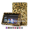 "Leopard Brown Slim Fit Folio Stand Leather Case for Amazon Kindle Fire 7"" Tablet (does not fit Kindle Fire HD)"