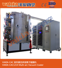 metalizing machine for glass beads