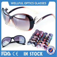 HL524 Oculos De Sol Women 2013 Wholesale Designer Sunglasses China Natural Poised Fashion Sexy Frames 12 Styles