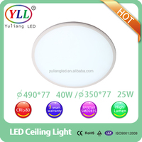 LED CEILING LIGHT Surface Mounted With PMMA High Brightness 25W bed living Room 3 years warranty