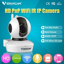 Vstarcam baby care monitor ip camera C7823WIP plug and play motion detect 2 way audio smart phone remote control
