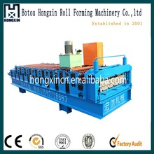 Color Steel Metal roofing tiles / Corrugated and ibr sheet machine /metal roofing machine