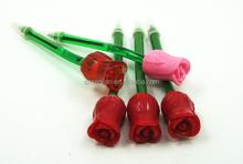 Valentine Novelty pen beautiful rose ballpoint pen