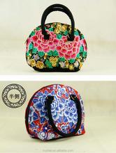 wholesale national wind Handmade manufacturer 2015 ladies fashion casual portable big brand woman handbag
