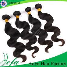 Aliexpress new arrival 10-40 inch unprocessed loose wave 100% brazilian virgin hair