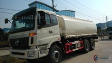 6 * 4 FONTON 20000L Mobile camion - citerne de carburant à vendre